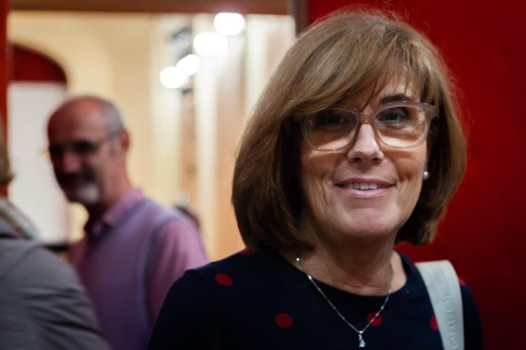 La Presidente di AIMA Reggio Emilia Simonetta Cavalieri