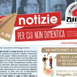 Notiziario AIMA Onlus Reggio Emilia gennaio - giugno 2017