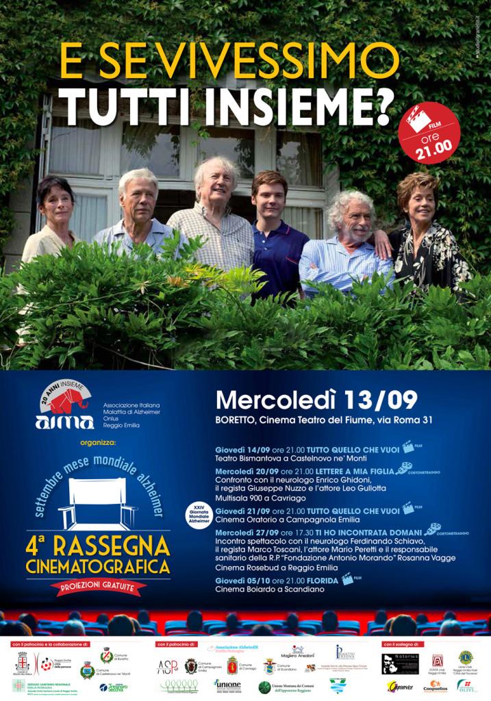 locandina rassegna aima 2017 - proiezione a Boretto