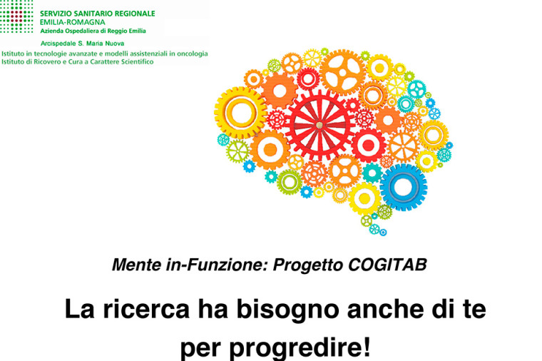progetto test COGITAB ricerca sulla diagnosi precoce della demenza