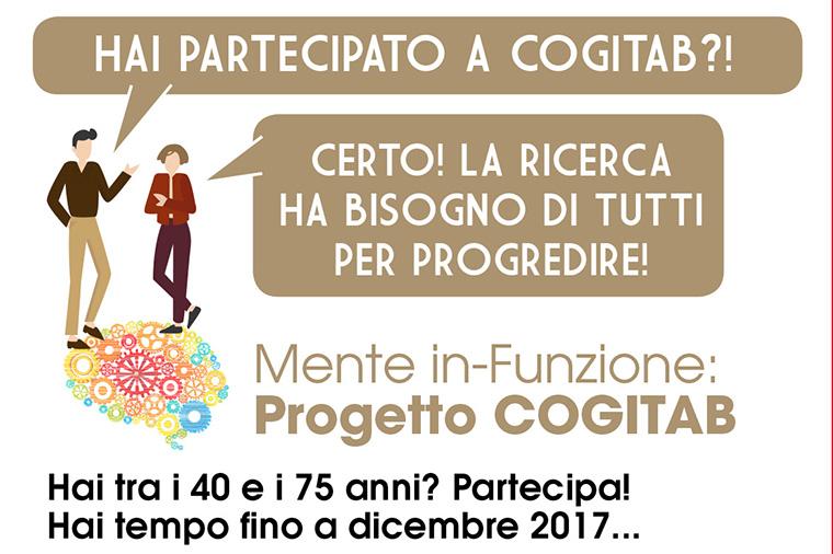 Partecipa alla ricerca cogitab con AIMA Reggio Emilia!