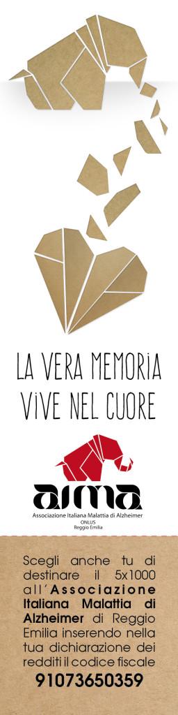 5permille AIMA Reggio Emilia