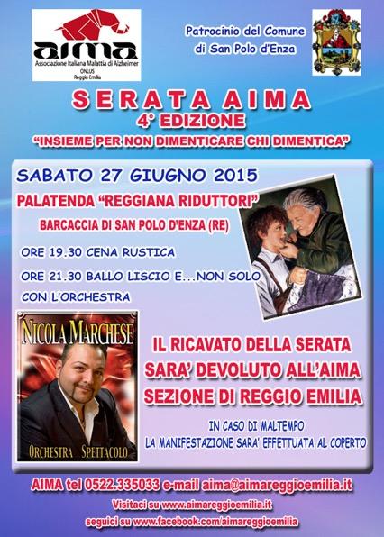 Calendario Orchestre Liscio.Ballo Liscio Alla Barcaccia Di San Polo Aima Reggio Emilia