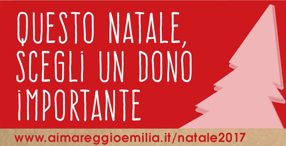 Donazioni Natale 2017 : regala un Caffè AIMA Associazione Malattia di Alzheimer Reggio Emilia