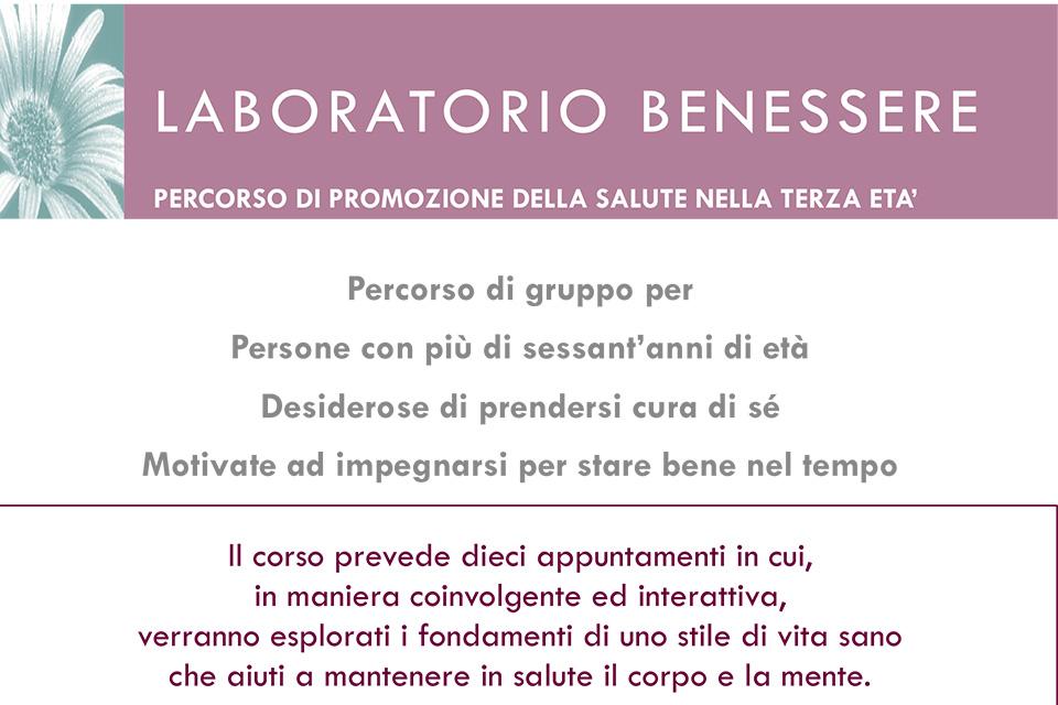 Laboratori Benessere Associazione Alzheimer AIMA Reggio Emilia