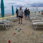 Fotografia con gli amici del Caffè Incontro - Settimana al Mare 2019 di AIMA Reggio Emilia