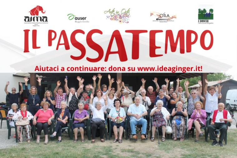 Campagna di crowdfunding Il Passatempo: aiutaci a continuare!