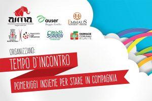 Tempo d'Incontro, progetto AIMA, Auser ed Emmaus a Reggio Emilia