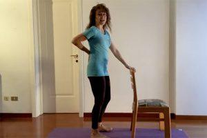 Tutorial di Silva Iotti con esercizi di ginnastica superdolce