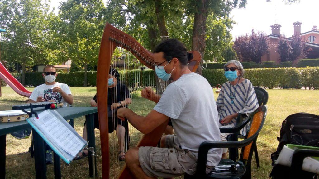 Musicoterapia AIMA Associazione Italiana Malattia di Alzheimer Reggio Emilia ODV
