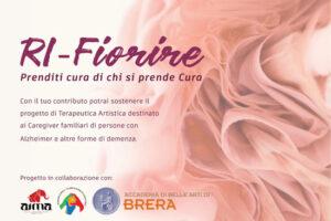 Ri-Fiorire Anna Bellegati per AIMA Reggio Emilia