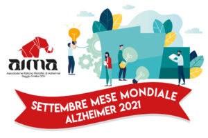 Mese Mondiale Alzheimer 2021 a Reggio Emilia